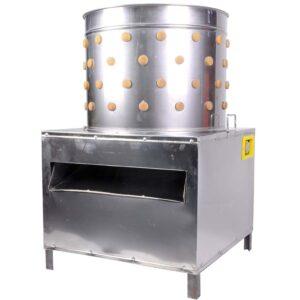 Αποπτιλωτήρας Ξεπουπουλιάστρα Inox 1500 Watt - BORMANN BDA1500 022602