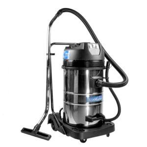 Επαγγελματική σκούπα υγρών & στερεών με τρία μοτέρ INOX 3000w - BORMANN BVC7500 015383