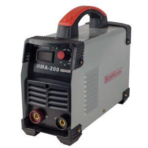 Ηλεκτροκόλληση INVERTER 200A BORMANN BIW2000 015161