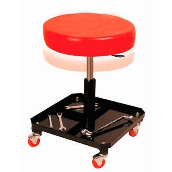 Κάθισμα συνεργείου πτυσσόμενο με θήκη εργαλείων BORMANN BWR5056 012221