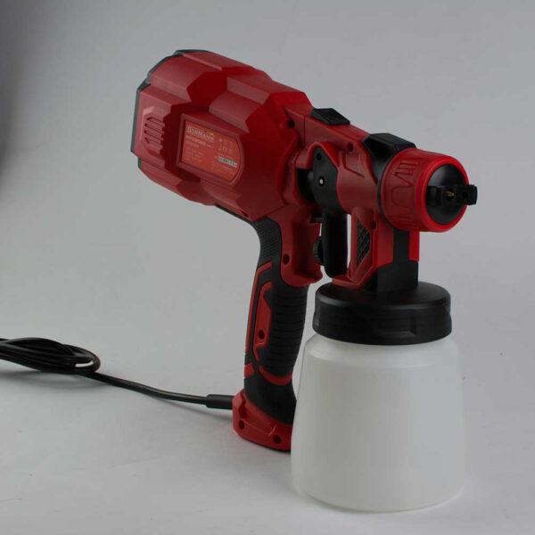 Πιστόλι βαφής ηλεκτρικό 550w BORMANN BPG8000 018353