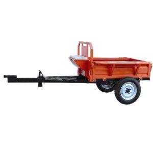 Ρυμούλκα με φρένα και ανατροπή 500kg NAKAYAMA ΜΒ211 012719