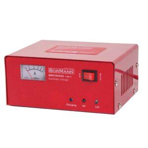 Φορτιστής αυτόματος 12V 6-80Ah BORMANN BBC6000 018247