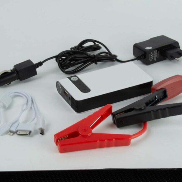 Power Bank - Jump Starter, 8000mAh, Φορητός Εκκινητής Αυτοκινήτου & Power Bank 12V BORMANN BBC8000 015543