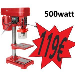 Κολωνάτο δράπανο 500w