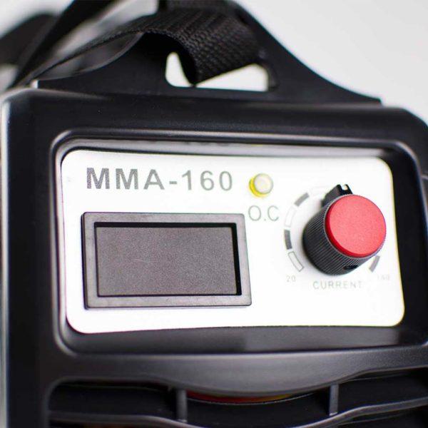 Ηλεκτροκόλληση Inverter 160A