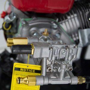 Βενζινοκίνητο Πλυστικό Υψηλής Πίεσης 190bar / 6.5hp