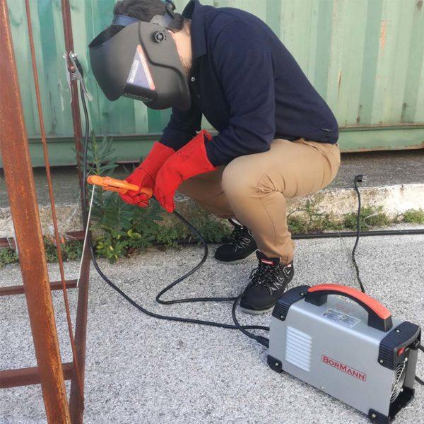Ηλεκτροκόλληση INVERTER 200A