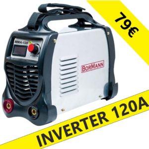 Ηλεκτροκόλληση INVERTER 120A