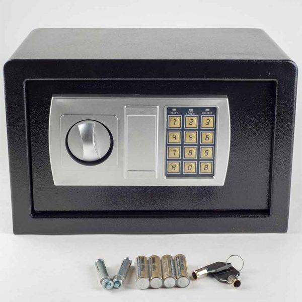 Χρηματοκιβώτιο με ηλεκτρονική κλειδαριά