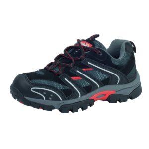 Παπούτσι αθλητικό BORMANN BOSTON S0 Ανθρακί σκούρο