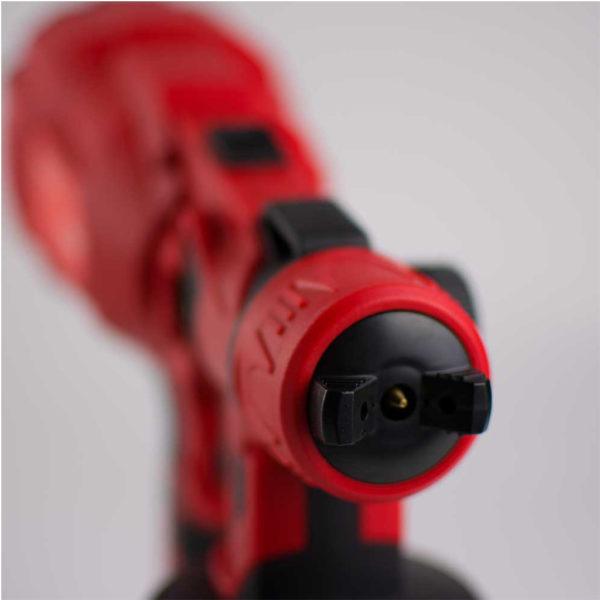 Πιστόλι βαφής ηλεκτρικό 550w