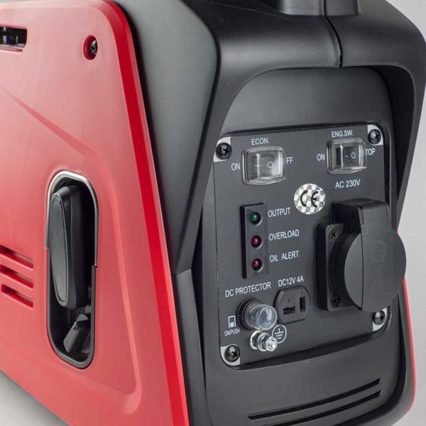 Γεννήτρια Βενζίνης Inverter 1.0kVA-1.2hp
