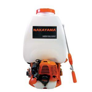 Ψεκαστήρας πλάτης με δίχρονο κινητήρα 26cc NAKAYAMA NS2625 010302