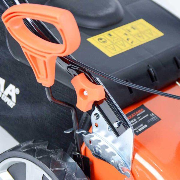 Χλοοκοπτική βενζίνης ωθούμενη 4.0hp