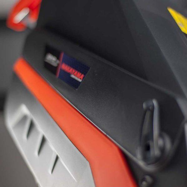 Ηλεκτρικός θρυμματιστής 2400w