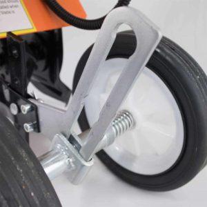 Σκαπτικό βενζίνης δίχρονο 2,2hp