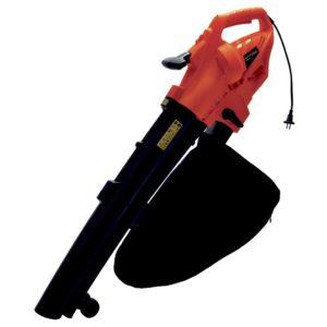 Ηλεκτρικός φυσητήρας-απορροφητήρας φύλλων 3000w