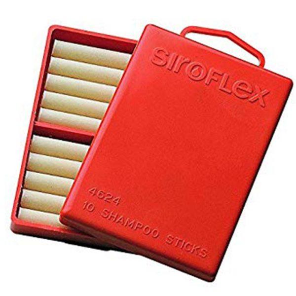 Σετ βούρτσας μεεξαρτήματακαιπιστόλιιδανικό για το αυτοκίνητο από την Siroflex.