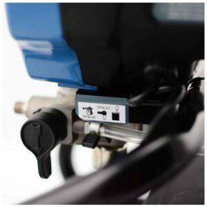 Ηλεκτρικό πιστόλι ψεκασμού Airless 650watt - BORMANN BAP6500 022930