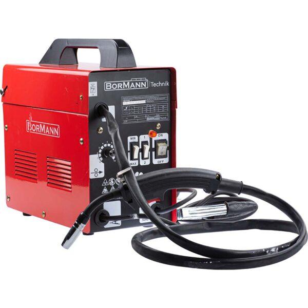 Ηλεκτροκόλληση MIG 130A - BORMANN BIW1130 022749