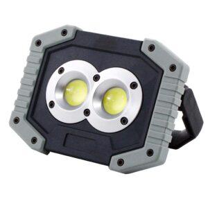 Προβολέας LED Επαναφορτιζόμενος – BORMANN BRL8000 022244