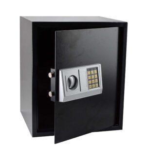 Χρηματοκιβώτιο με Ηλεκτρονική Κλειδαριά & Κλειδί – BORMANN BDS5000 021889