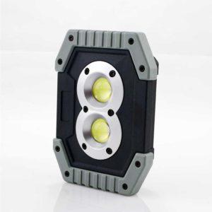 Προβολέας LED Επαναφορτιζόμενος