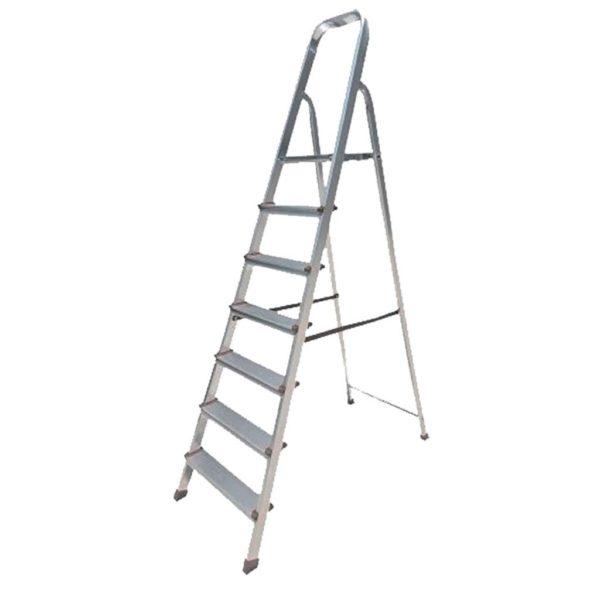 Σκάλα Αλουμινίου 6+1 Σκαλιών