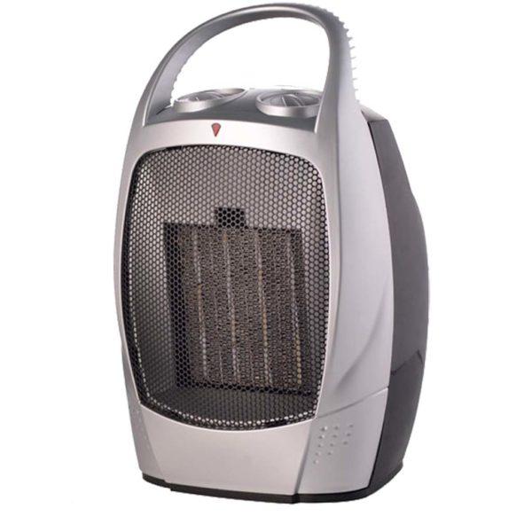 Αερόθερμο Κεραμικό Δωματίου/Δαπέδου 750-1500watt