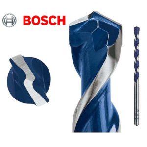 Τρυπάνια Μπετόν & Γρανίτη Bosch Blue Granite 12mm