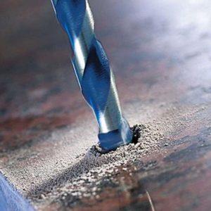 Τρυπάνια Μπετόν & Γρανίτη Bosch Blue Granite 3mm