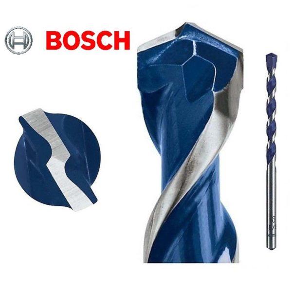 Τρυπάνια Μπετόν & Γρανίτη Bosch Blue Granite 8mm