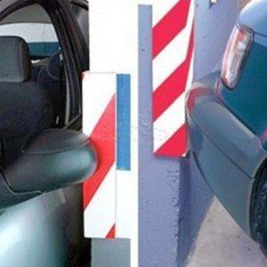 Αυτοκόλλητο αφρώδες προστατευτικό γωνιών και τοίχων γκαράζ - Domi 1062
