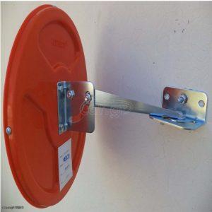 Καθρέπτης ασφαλείας 30 cm ενισχυμένοι για τοίχους εσωτερικούς χώρους - Domi 1049