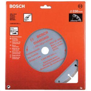 BOSCH ΔΙΑΜΑΝΤΟΔΙΣΚΟΣ Φ230 mm - Bosch 2608600203