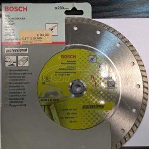 BOSCH ΔΙΑΜΑΝΤΟΔΙΣΚΟΣ Φ230 χ 22,2 mm - Bosch 2608600282