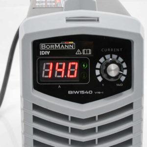 ΗΛΕΚΤΡΟΚΟΛΛΗΣΗ INVERTER 140A Bormann BIW1540