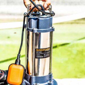 Αντλία Ακάθαρτων με Κοπτήρα 1100 watt NAKAYAMA SP1300 024224