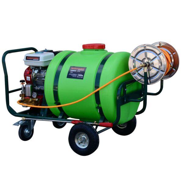 Ψεκαστικό Βενζίνης 6.5hp με Βυτίο 160 Lt NAKAYAMA NS6200 025276
