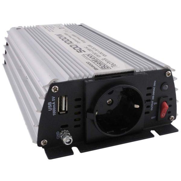Μετατροπέας 12 v - 220 v - 1000 watt