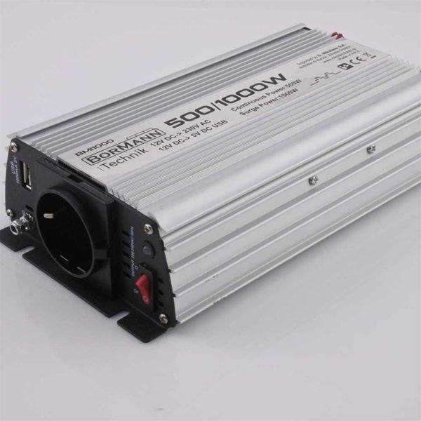 Μετατροπέας 12 v - 220 v - 500 watt