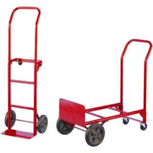 Καρότσι Πλατφόρμα Μεταφοράς Εμπορευμάτων 250kg Μεταλλικό