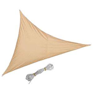 Αντηλιακή Τριγωνική Τέντα Σκίαστρο 140 gsm - BORMANN BPN1000 025221