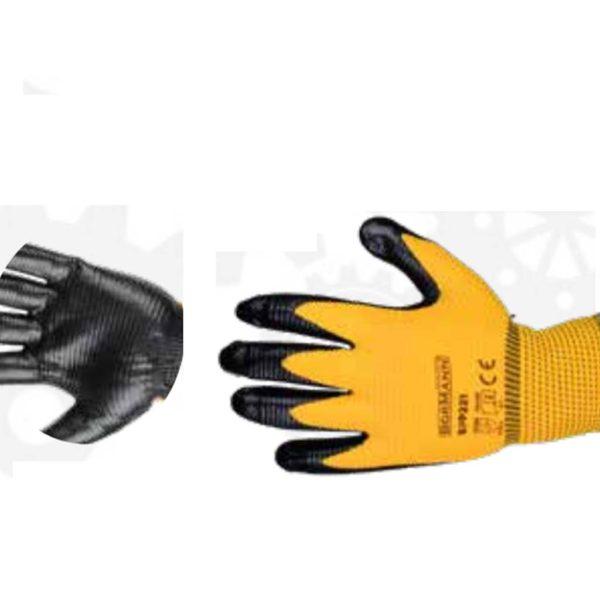 """Γάντια Αντιολισθητικά 9"""" - Bormann"""