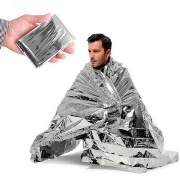 Ισοθερμική κουβέρτα αλουμινίου