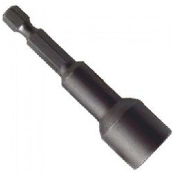"""Καρυδάκι Μαγνητικό Εξάγωνο ¼"""" για Δράπανο 17 mm - Domi 1133"""