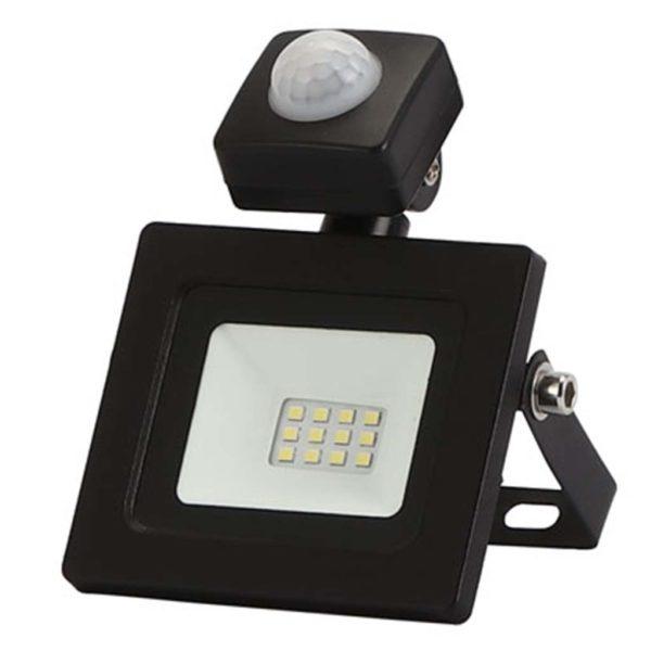 Προβολέας LED 4000Κ Αδιάβροχος με Ανιχνευτή Κίνησης
