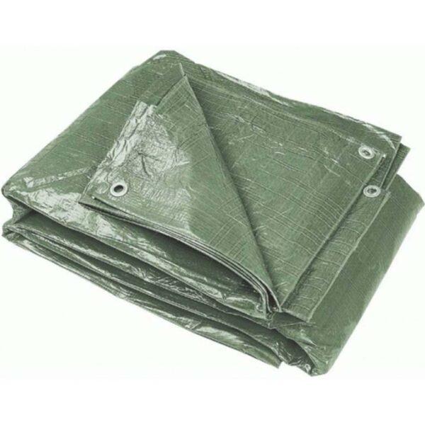 Μουσαμάς 6 X 10 μέτρα 60 γραμμαρίων Πράσινος - BORMANN 025931