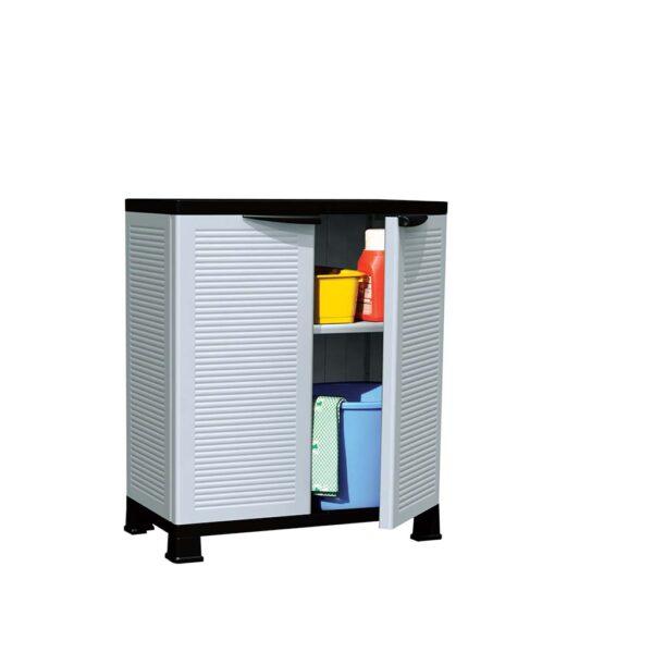 Ντουλάπα Πλαστική 1 Ράφι - BORMANN BPC4000 028796